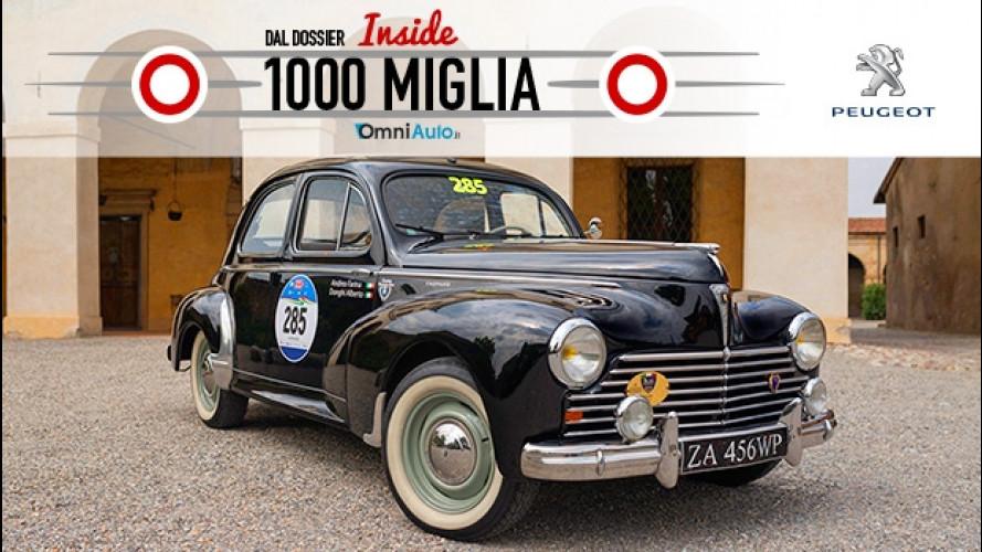 Mille Miglia 2016, in gara c'è anche OmniAuto.it