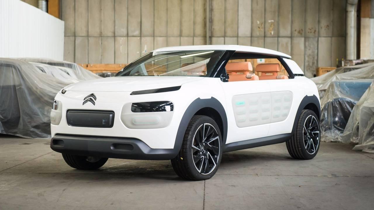 2013 Citroën C Cactus concept