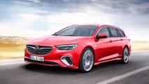 Opel Insignia GSi 2018