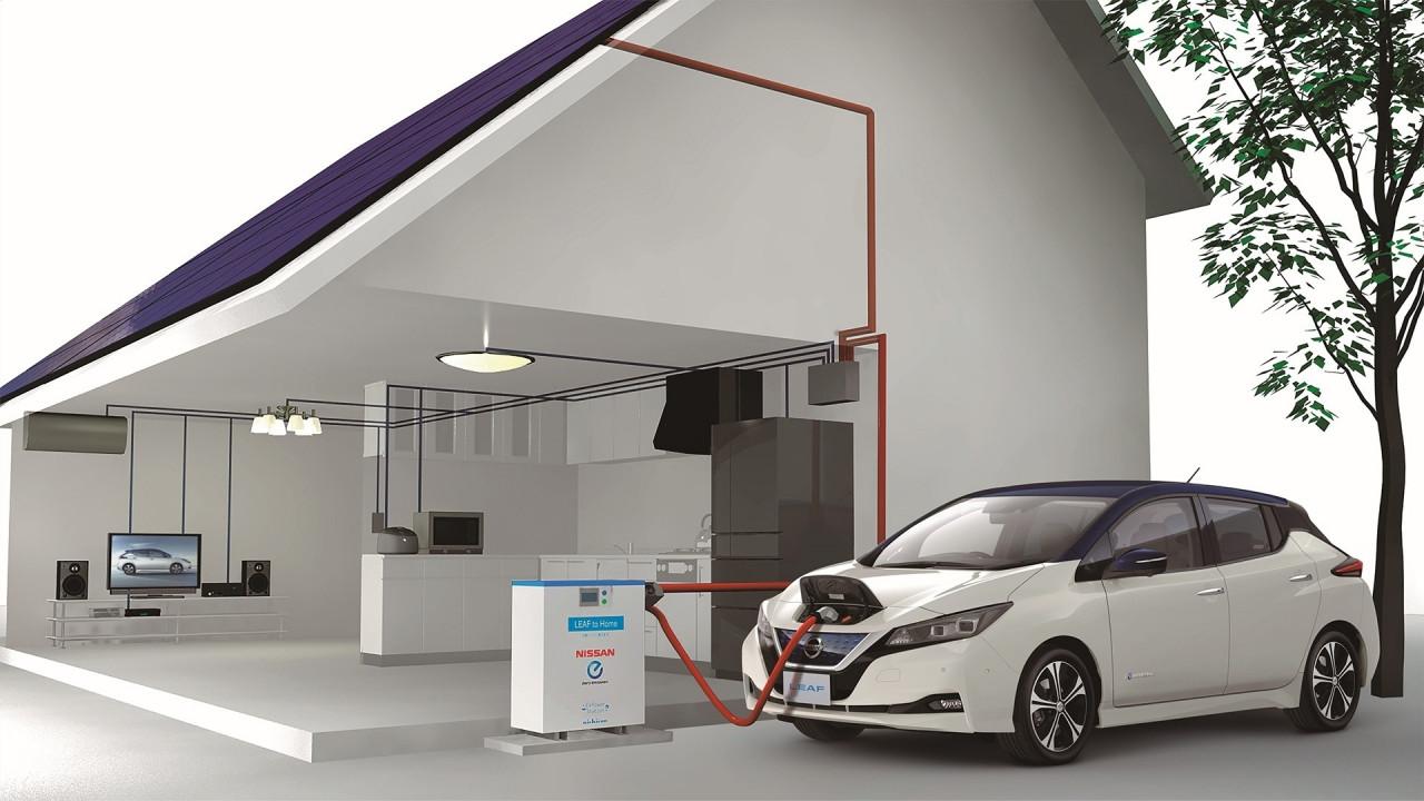 [Copertina] - L'ecosistema elettrico, l'ultima sfida di Nissan