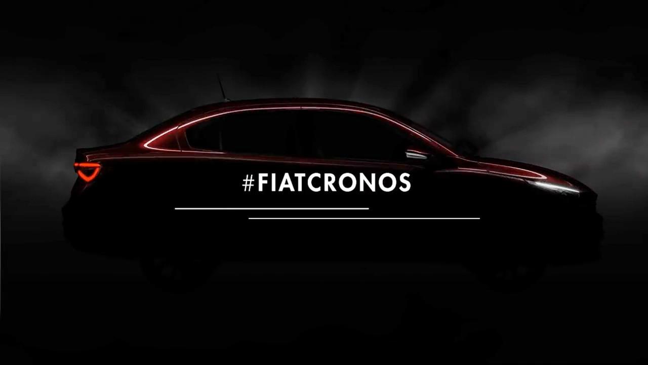 [Copertina] - Fiat Cronos, il primo video teaser della berlina sudamericana