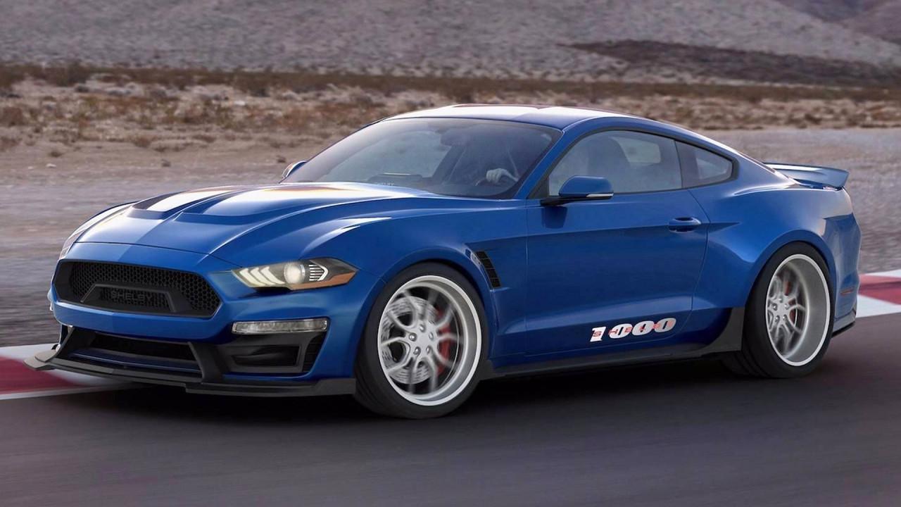 [Copertina] - Nuova Shelby 1000, come ti trasformo una Mustang