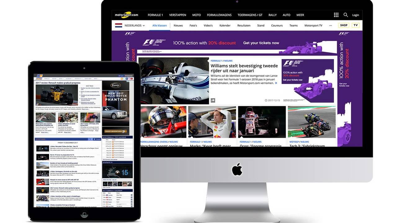 Motorsport GP Announcement