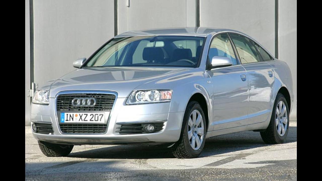 Test Audi A6 2.0 TDI