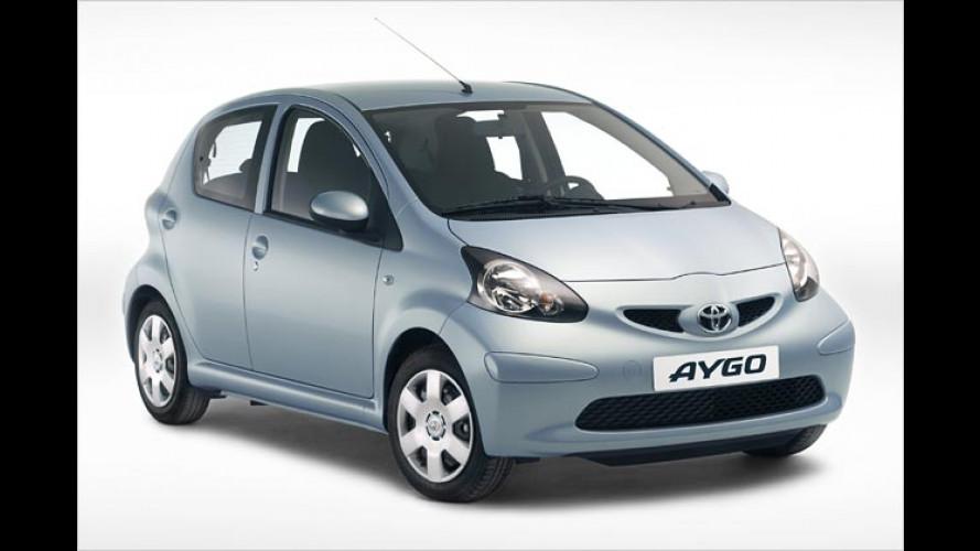 Peugeot, Citroën, Toyota: Erste Bilder der Kleinwagen