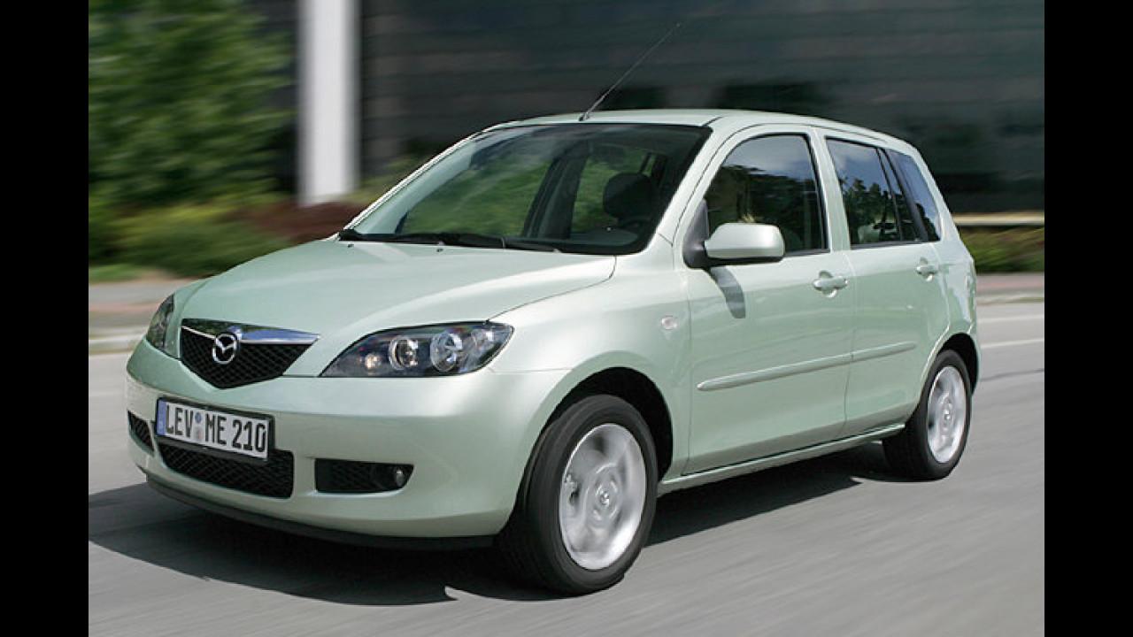 Mazda 2 1.6 MZI