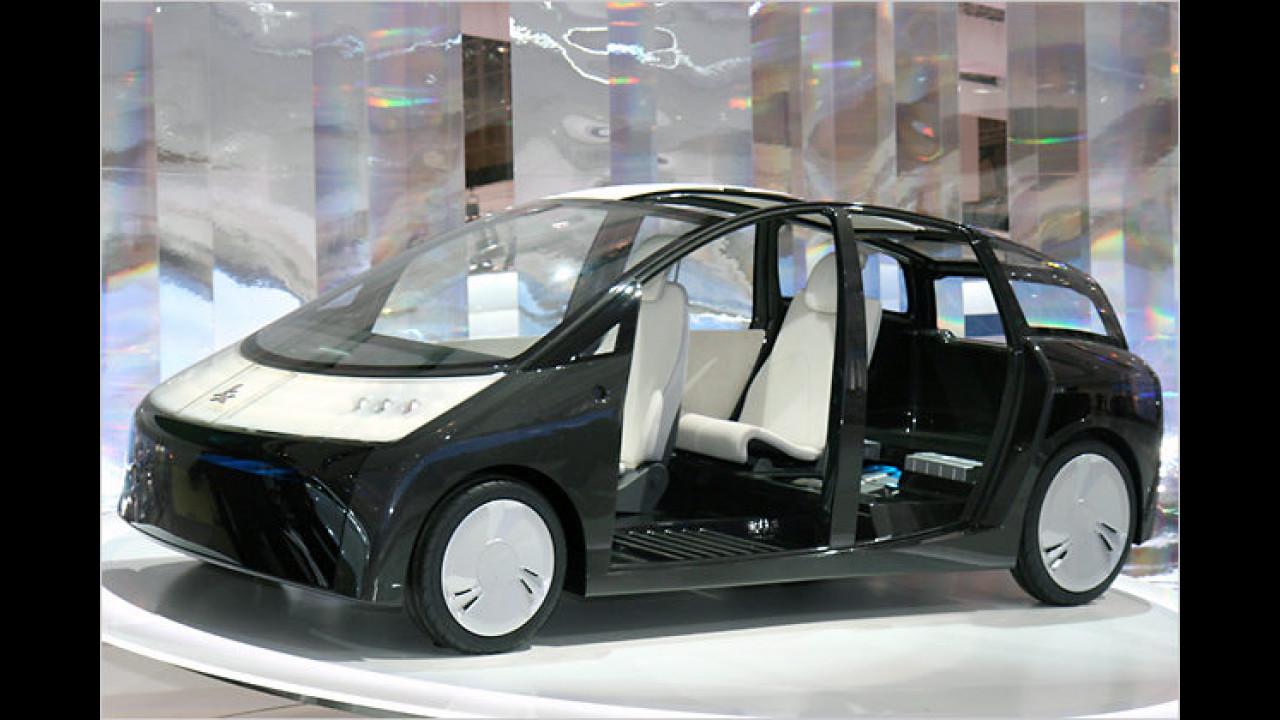 Toyota 1/X