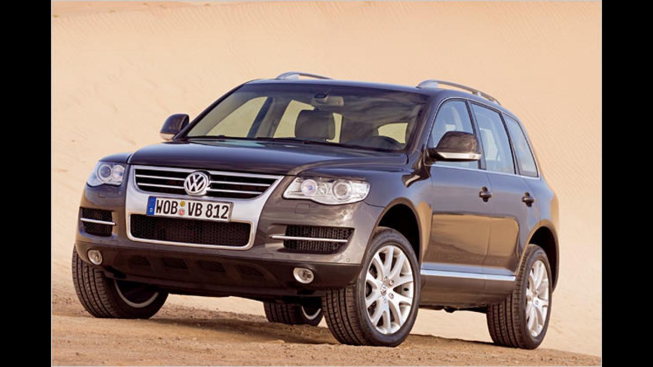 VW Touareg V10 TDI
