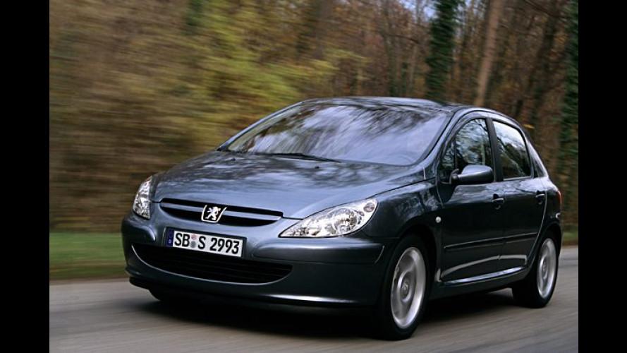 Peugeot 307 HDi FAP 135: Vorbild in Sachen Umweltschutz