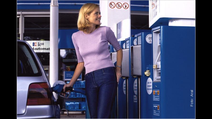 Freie Fahrt mit Dieselkraftstoff bis minus 22 Grad