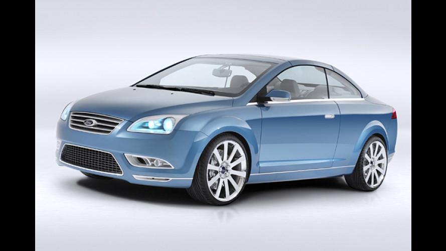 Focus öffnet sich: Cabrio-Coupé Vignale wird gebaut