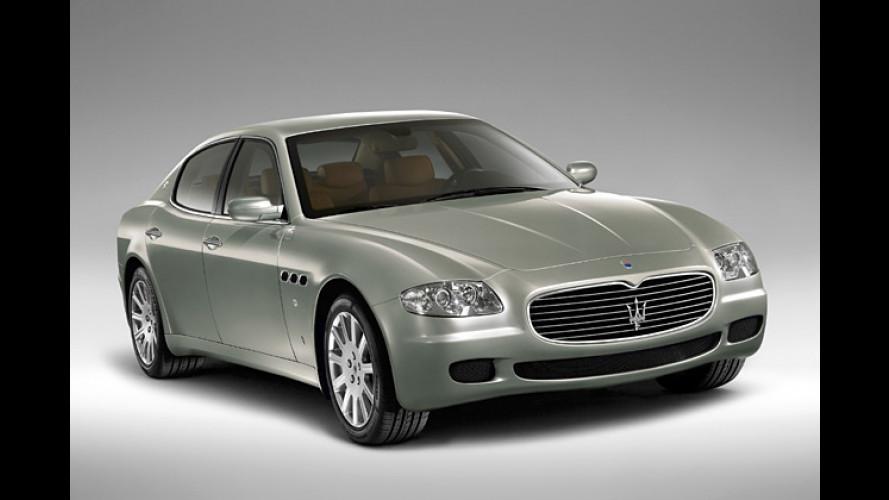 Maserati Quattroporte: Edler Luxuskörper mit Sportler-Herz