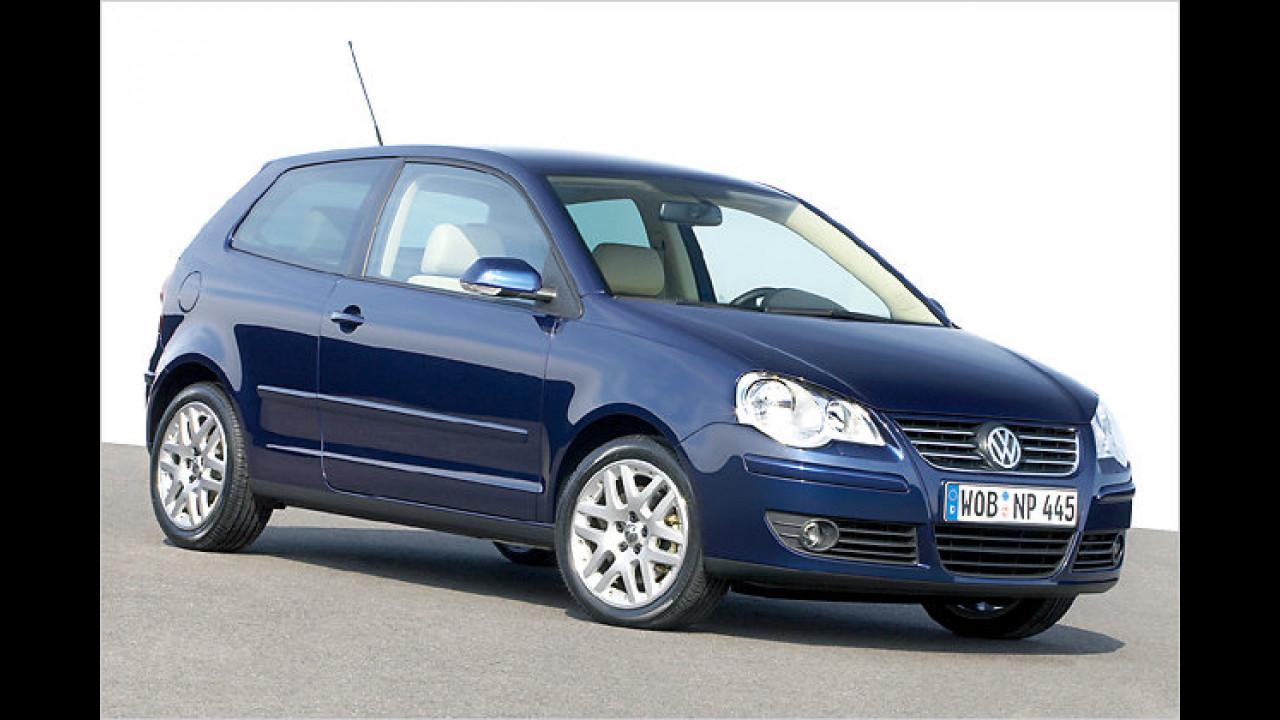 Angebot: VW Polo 1.4