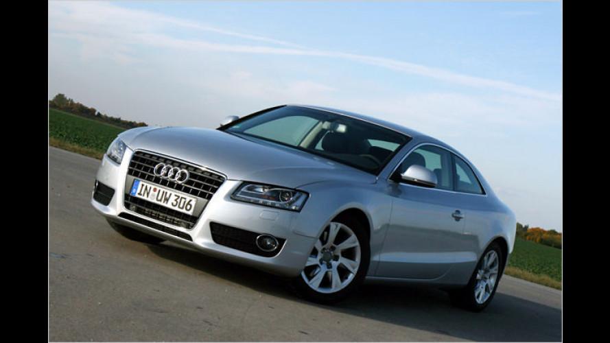Audi A5 2.7 TDI im Test: Wiederbelebung eines Klassikers
