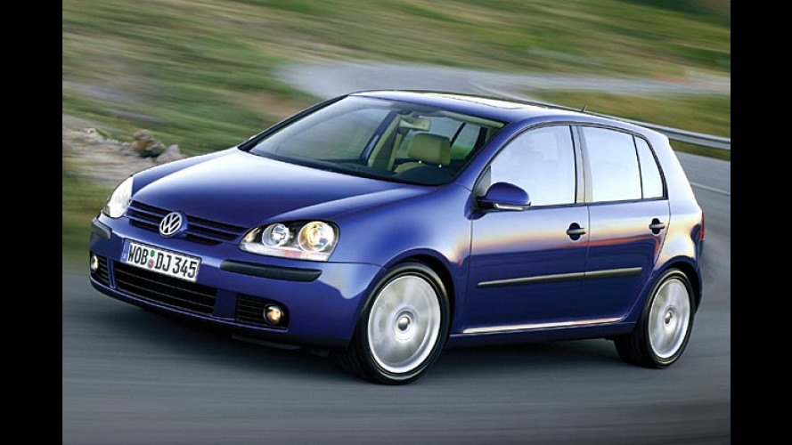 VW Golf: Nun auch mit 90 PS starkem Einsteiger-TDI