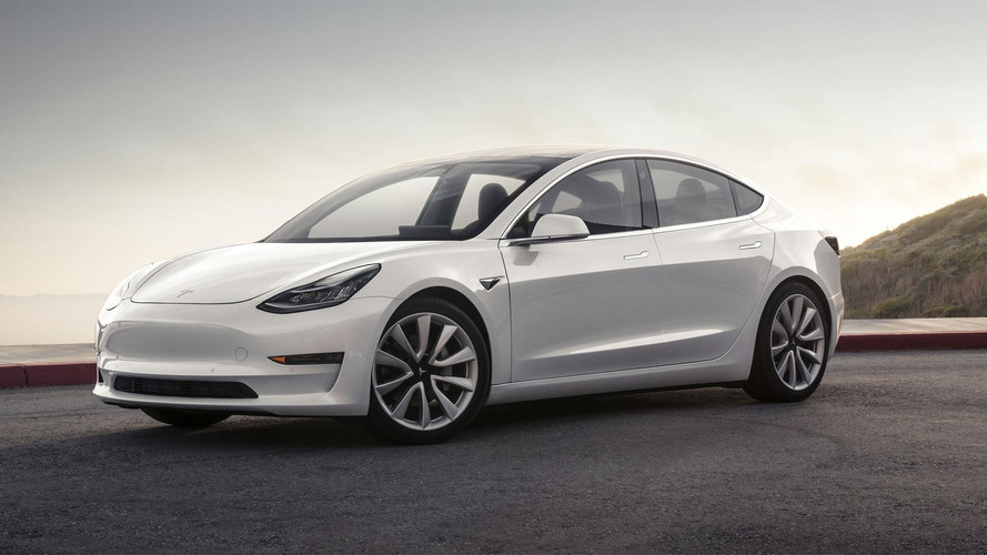 Tesla Model 3 Gets Official EPA Range Rating Of 310 Miles Combined, 322 City
