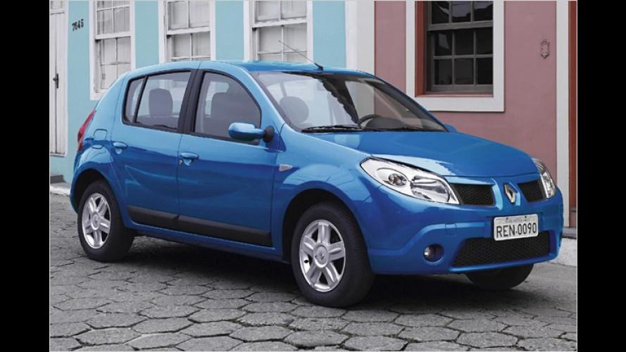 Schrägheckmodell und Pick-up: Dacia-Premieren auf der IAA
