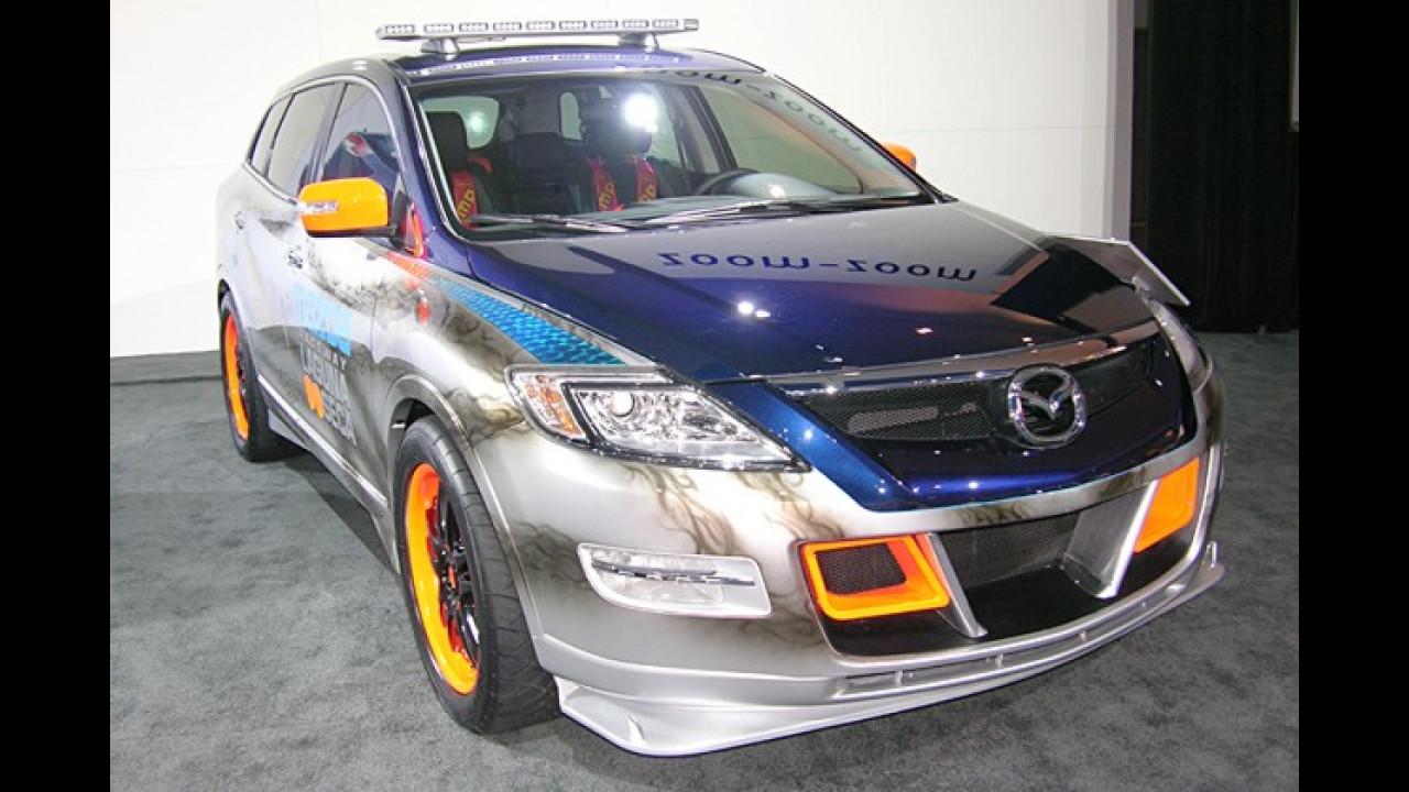 Mazda CX-9 Pace Car