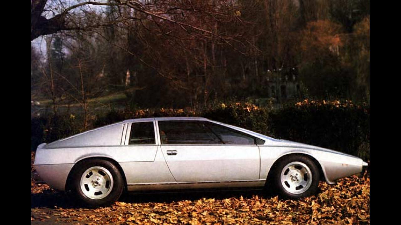 Sportwagen-Ikonen aus den 70er-Jahren - Lotus Esprit