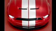 Entfesselter Mustang