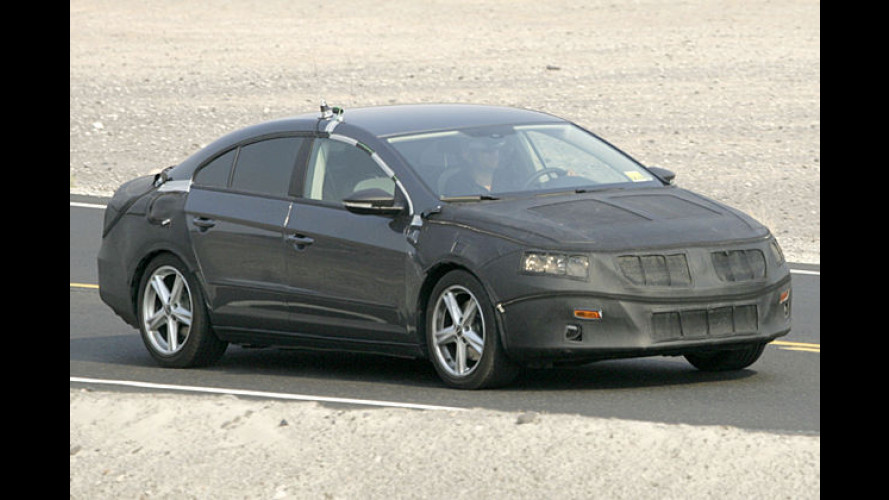 Erlkönig-Sensation: Bringt Volkswagen das Passat-Coupé?