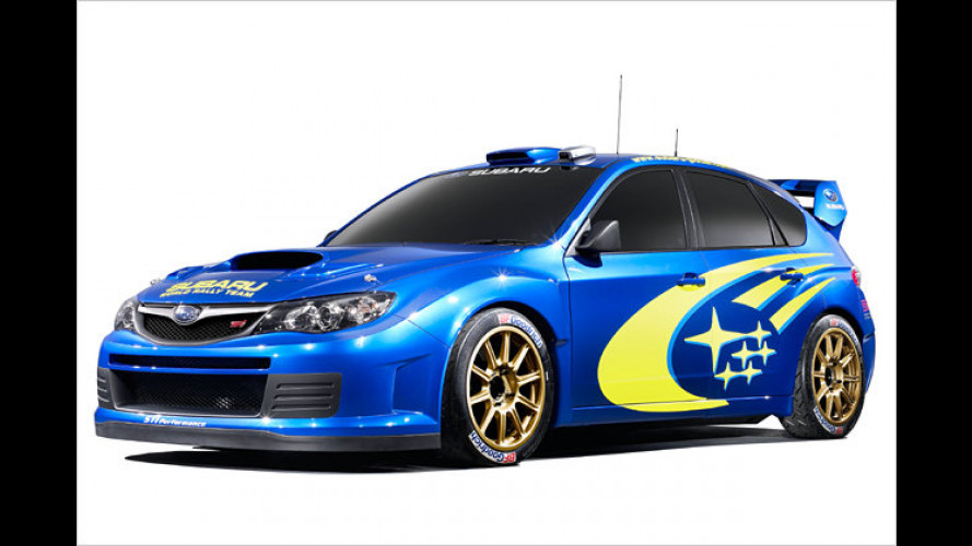 Neuer Subaru Impreza: Erste Bilder der IAA-Premiere