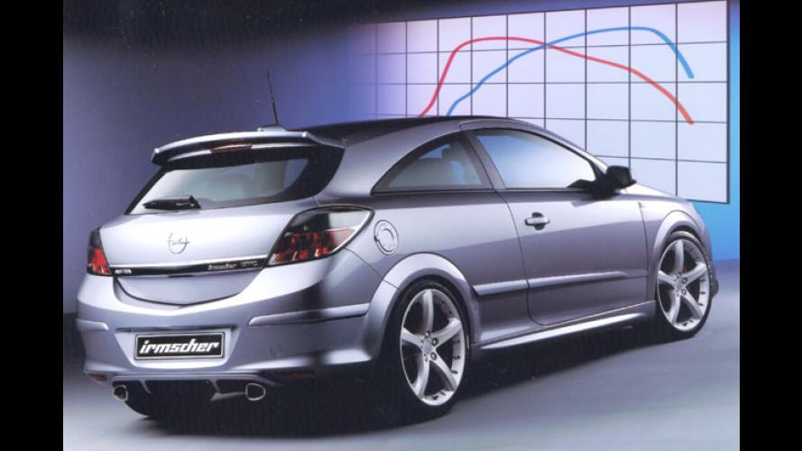 Diesel-Tuning für Opel: Neues von Irmscher