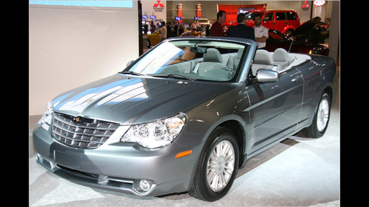Chrysler Sebring Cabrio (L.A. 2006)