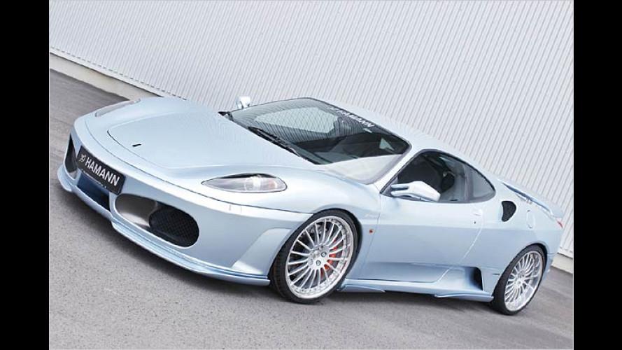 F430 von Hamann: Kein Ferrari von der Stange
