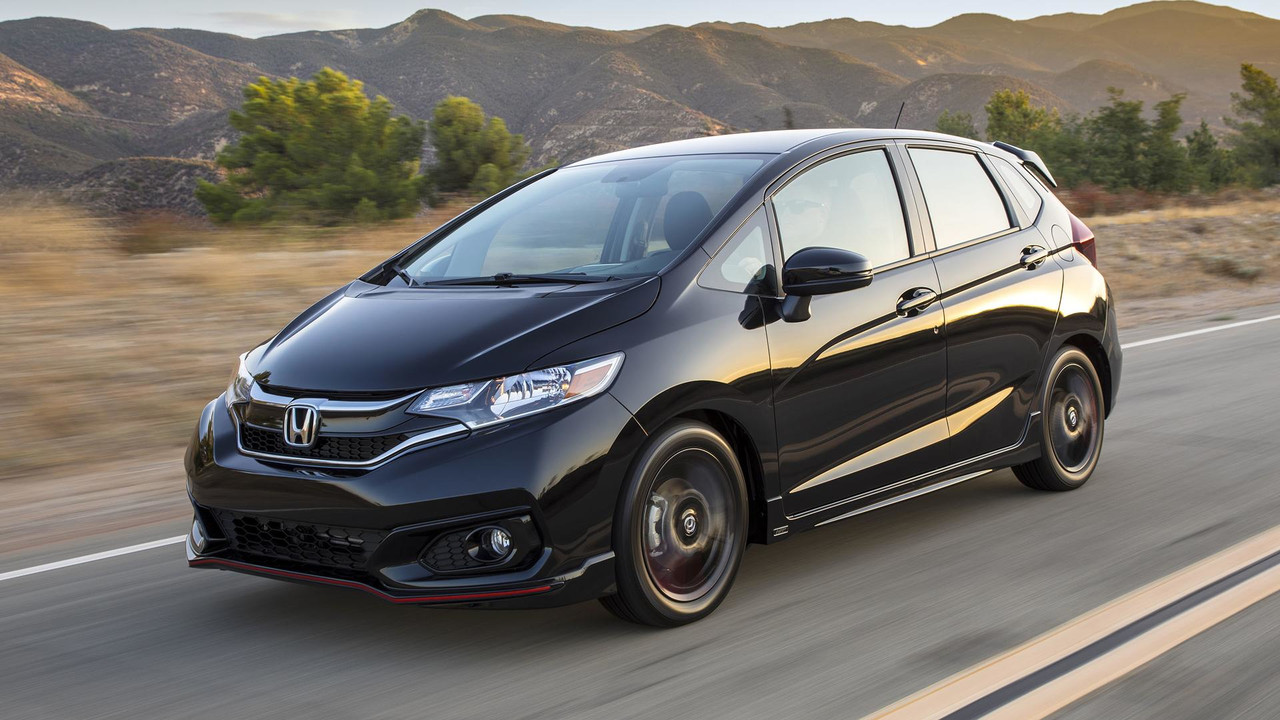 2018 Honda Fit: First Drive