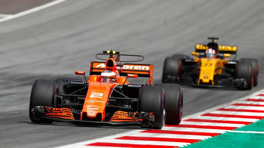 F1: Honda pretende superar a Renault antes de que termine 2017