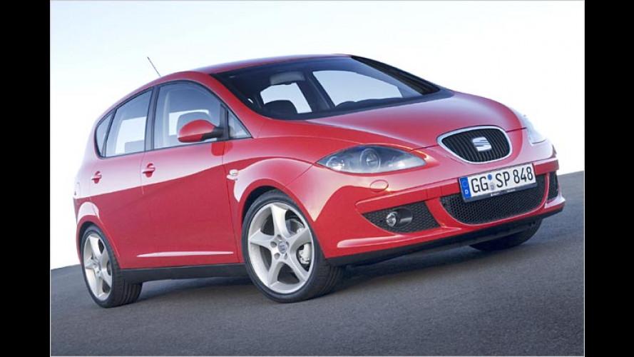 Seat Altea Limited Edition: Luxus-Ausstattung zum Sparpreis