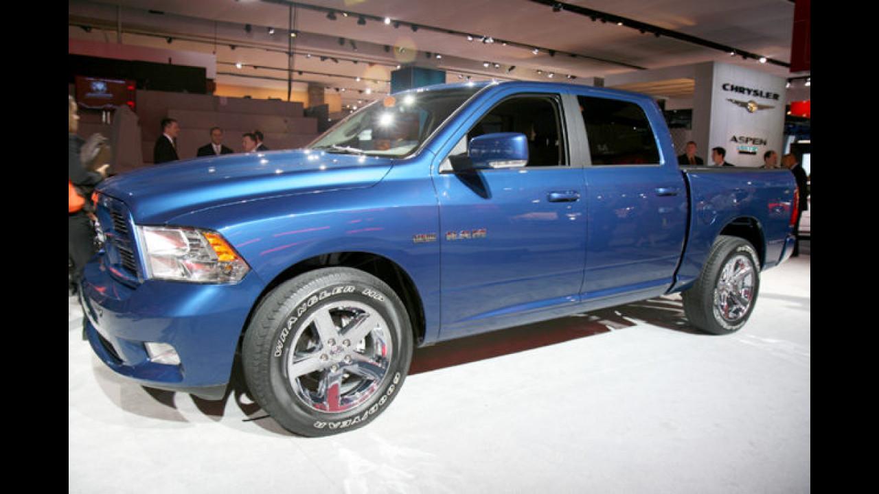 Dodge Ram Hybrid