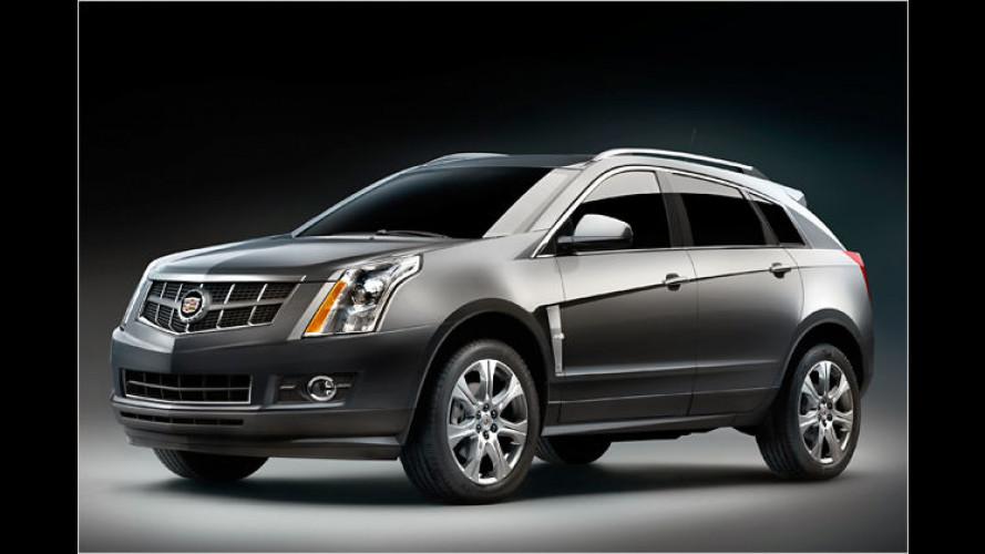 Luxuriöser Mittelklasse-Crossover: Neuer Cadillac SRX