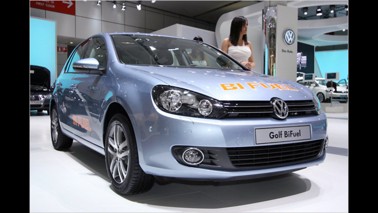 VW Golf BiFuel