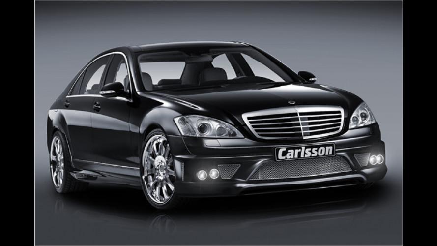 Designpaket von Carlsson für die lange Mercedes S-Klasse