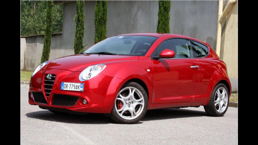 Neuer Alfa Romeo MiTo im Test: Der will nicht nur spielen