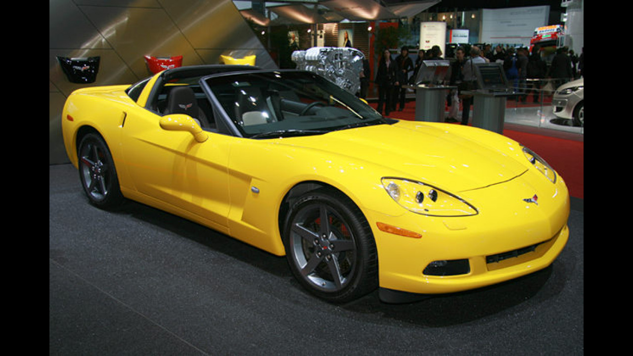 Corvette C6 Coupé Victory Edition