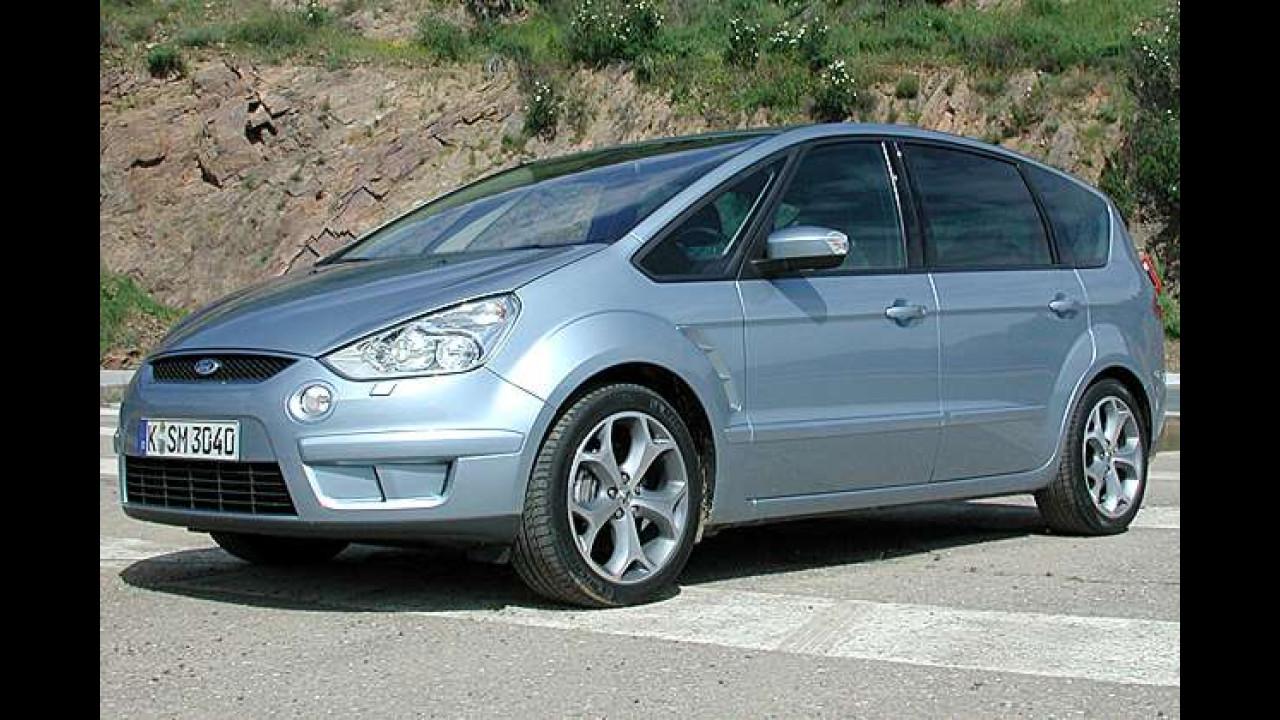 S-Max: Schneller Ford