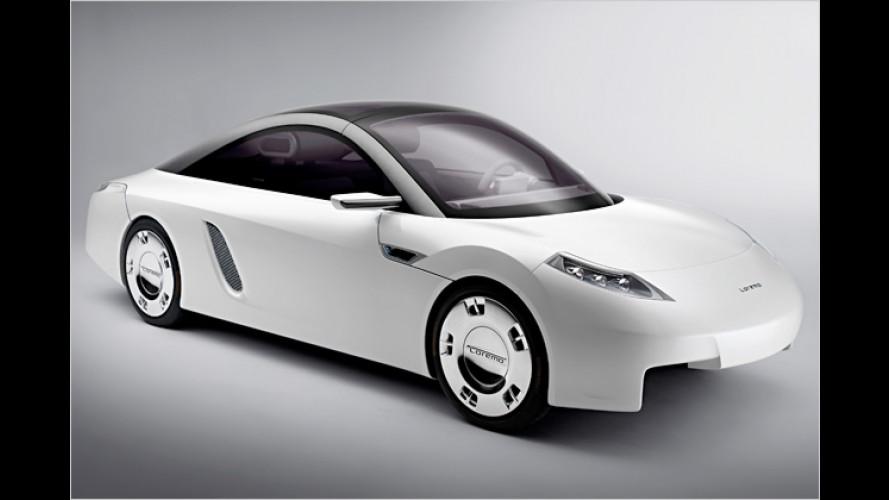 Jetzt wird es ernst: Prototyp des Loremo fährt zur IAA