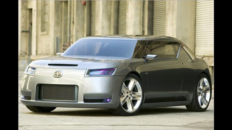 Scion Fuse: Automobile Zunkunftsvisionen aus Amerika