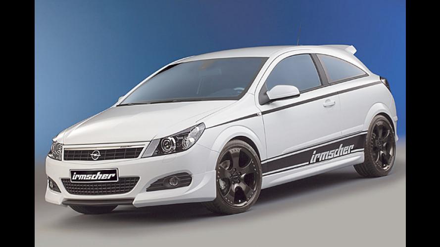 Tuner gibt Flüssig-Gas: Der Irmscher Opel Astra GTC