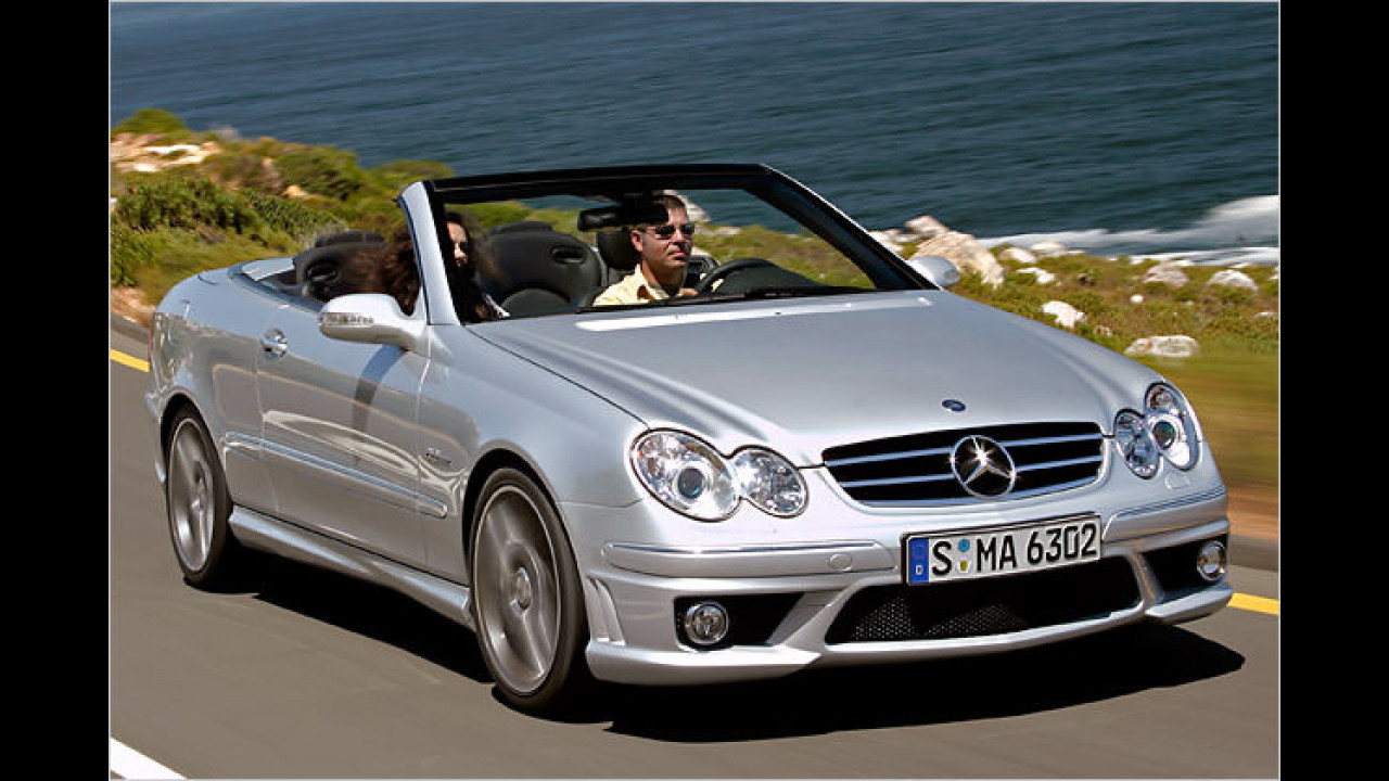 2006: CLK 63 AMG