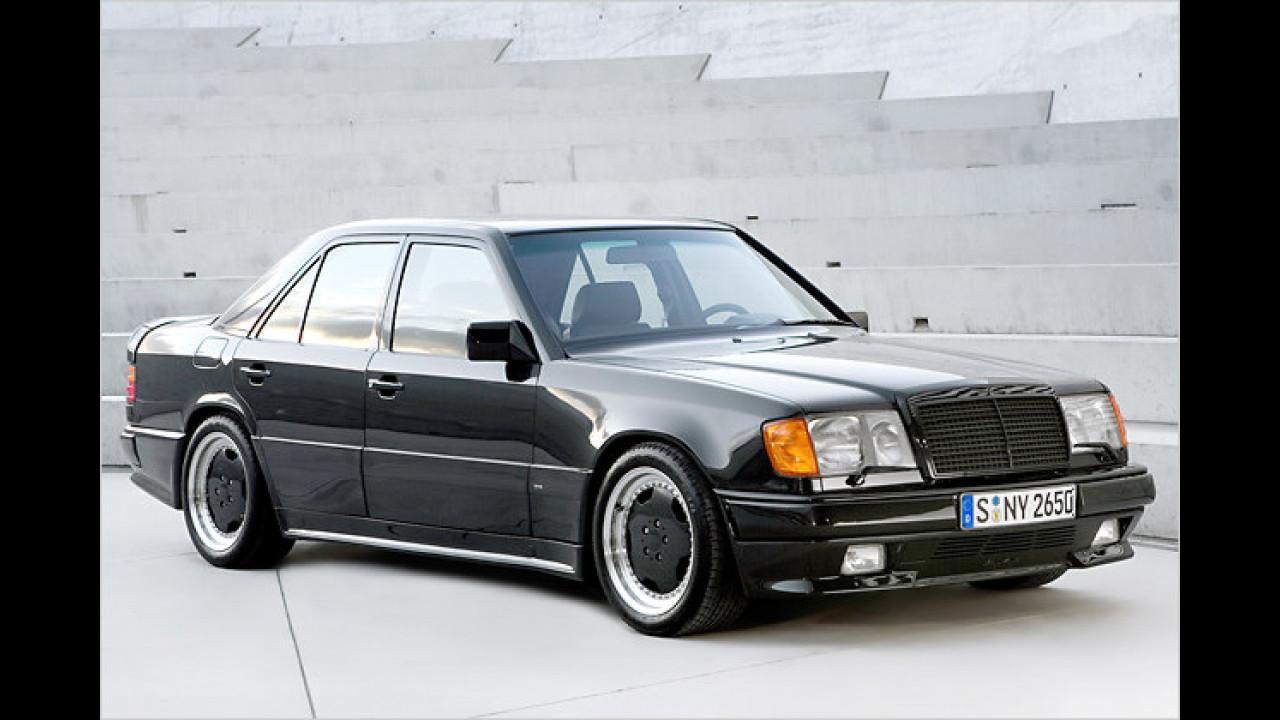 1987: 300 E 6.0 AMG