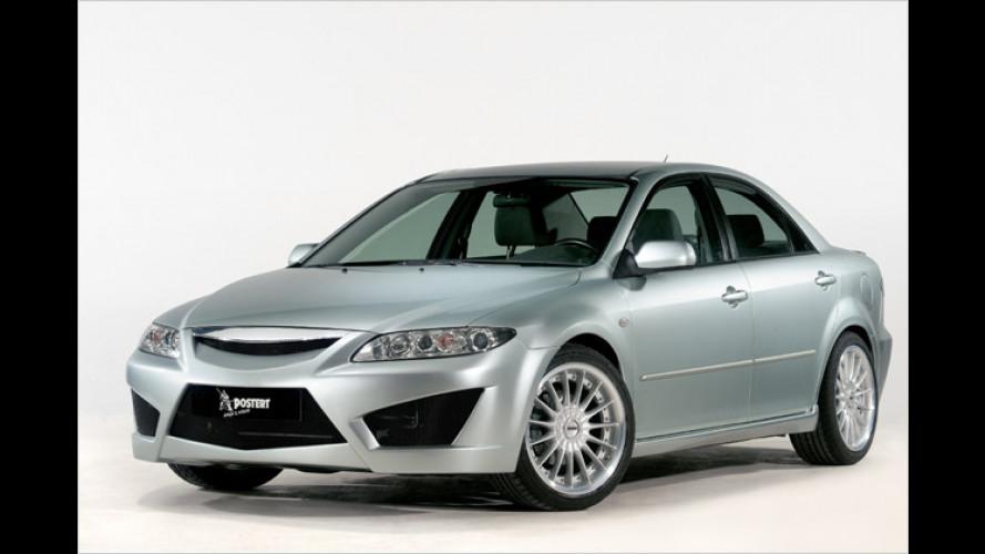 Postert: Tuning für Mazda 6, Toyota Celica und MR2