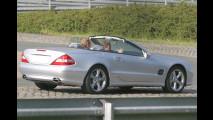 Mercedes SL geliftet
