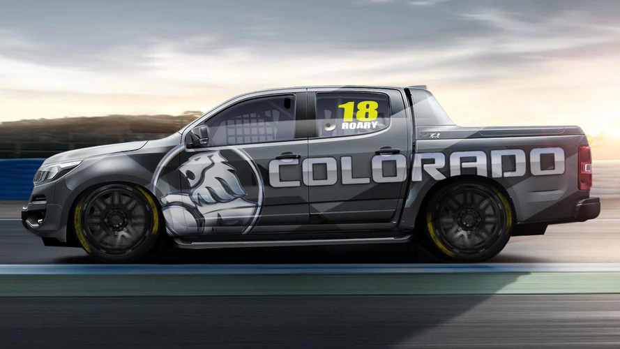 Holden Unveils Colorado SuperUte