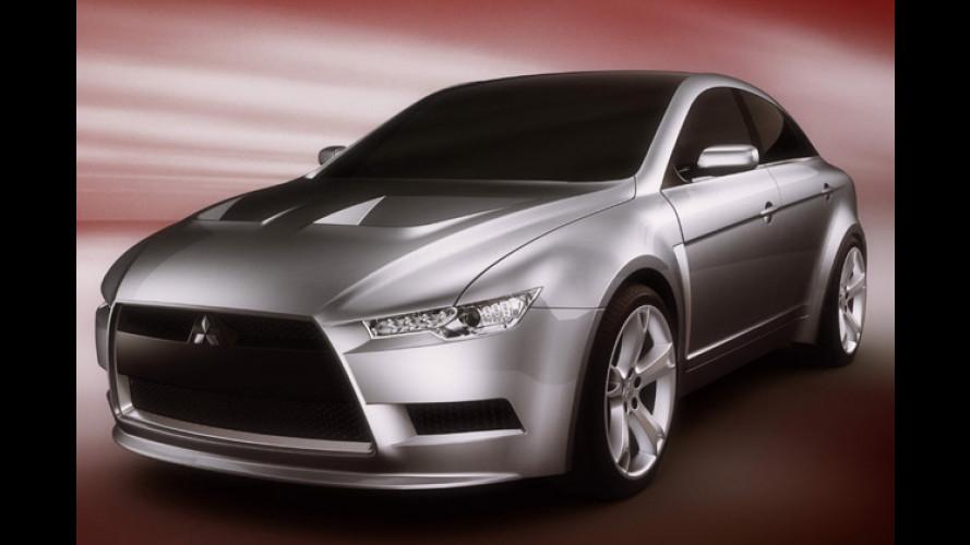 Mitsubishi Sportback Concept: Ausblick auf Kompaktsportler