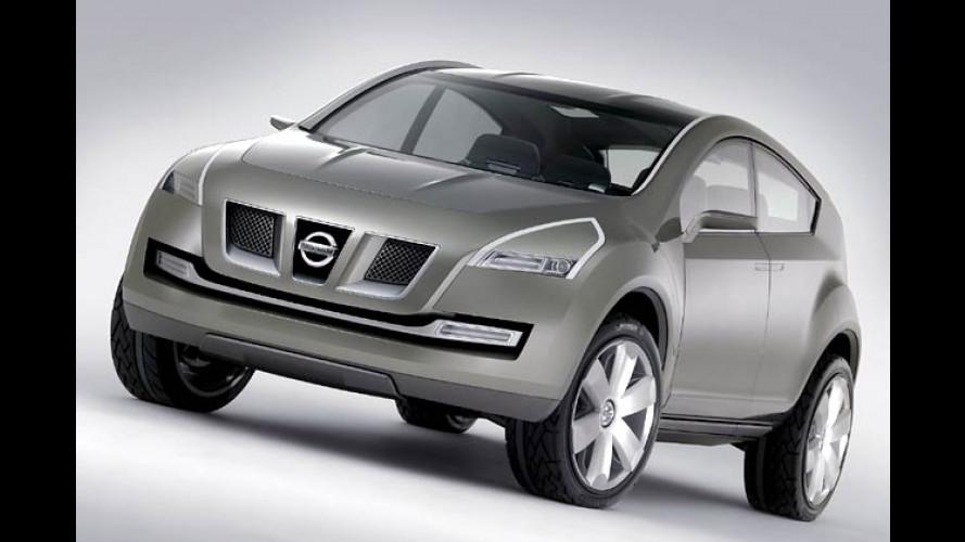 Nissan Qashqai und Tone werden ab 2006 gebaut
