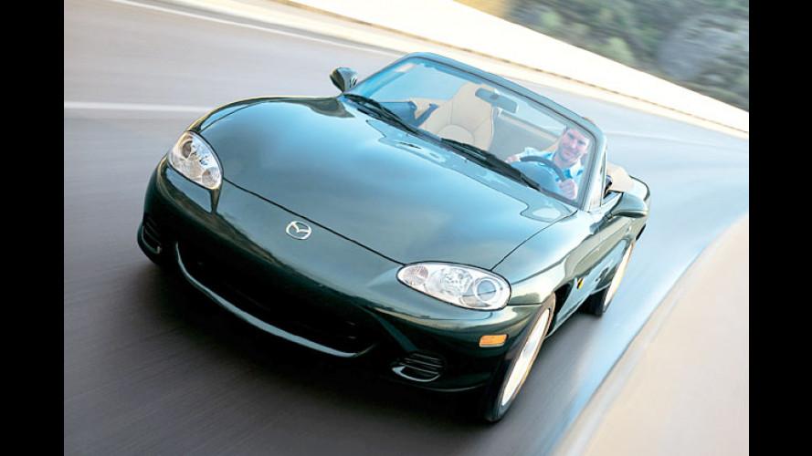 Mazda MX-5 Impuls: Preisvorteil von 2.600 Euro